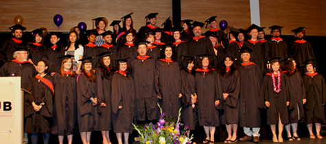HCDE 2015 Master of Science Graduates