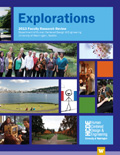 Explorations: 2013 HCDE Faculty Research Review