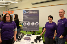 HTC Team at the HCDE 2015 Master's Showcase