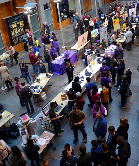 Computing Open House at the University of Washington is sponsored by the department of Computer Science & Engineering