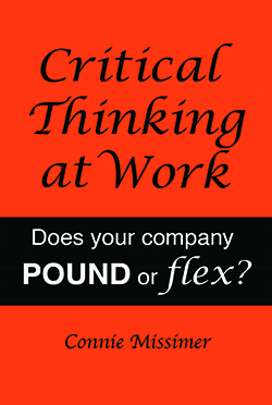 Critical Thinking at Work cover