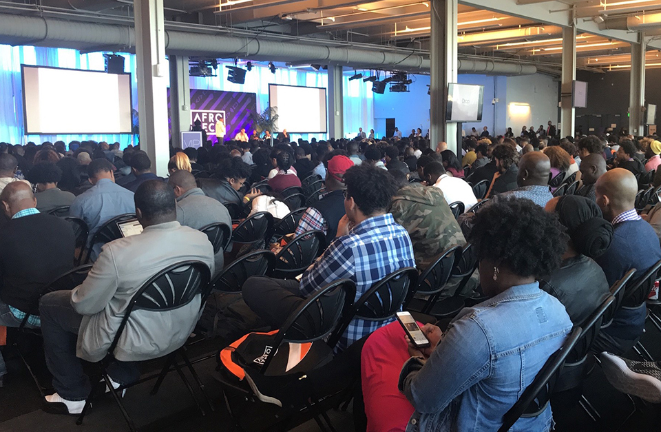Afrotech conference