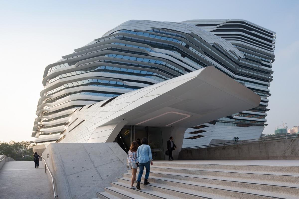 The School of Design of the Hong Kong Polytechnic University
